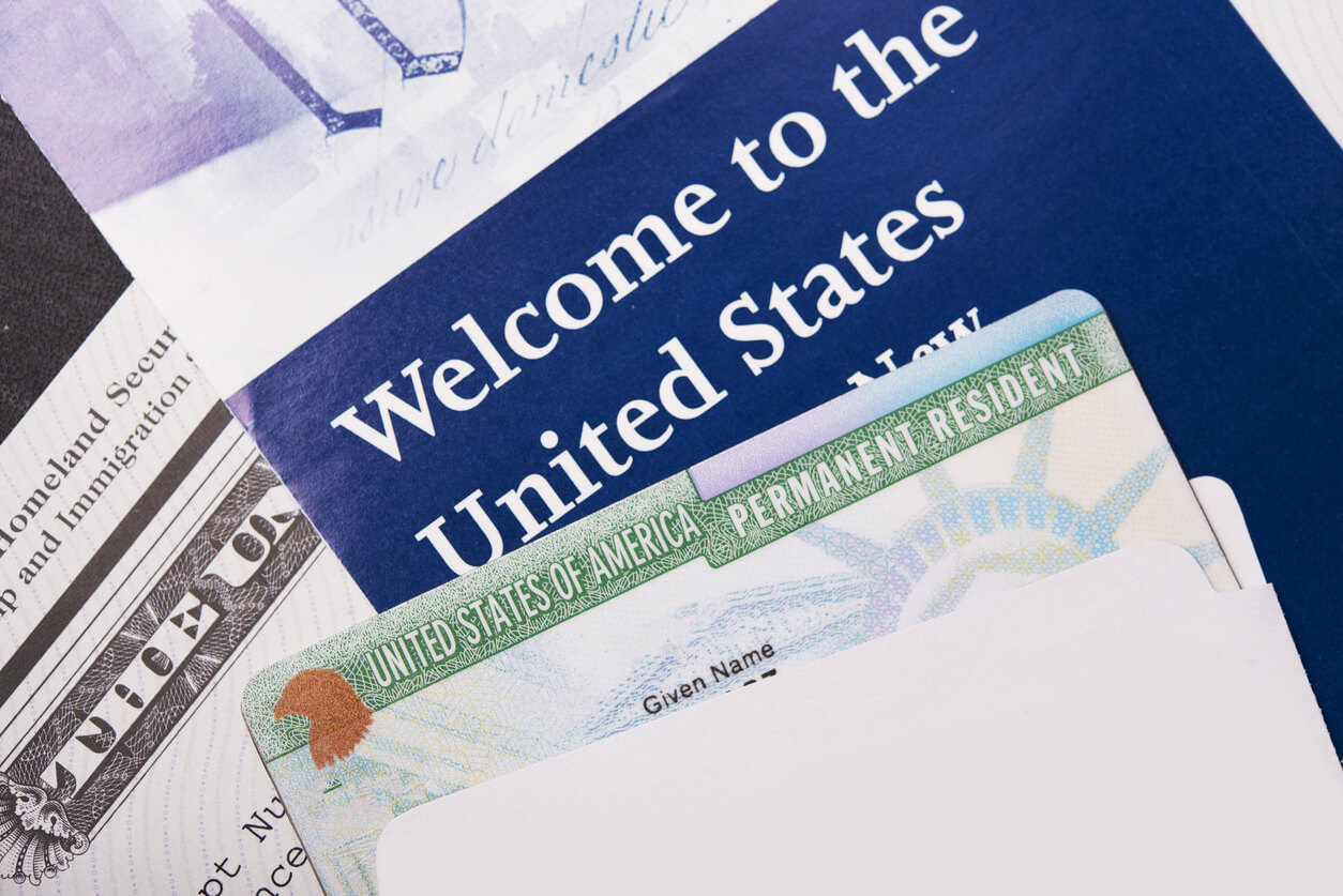 welcome to the us paperwork and passport